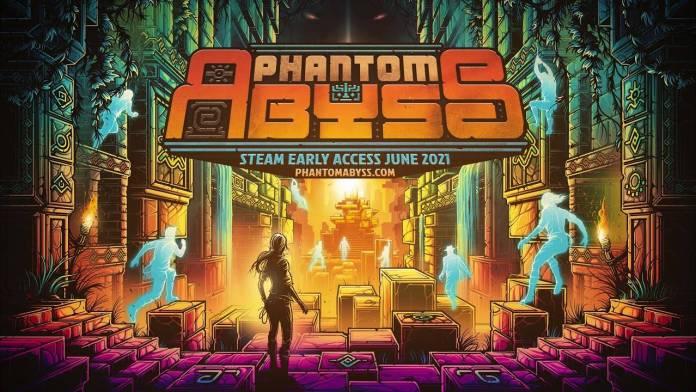 Phantom Abyss: El multijugador asíncrono que nos pondrá a esquivar trampas en un templo llega a Steam Early Access.