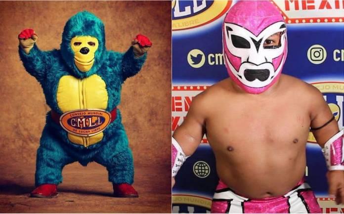 PUBG Mobile y la CMLL anuncian colaboración con Kemonito y Microman 2