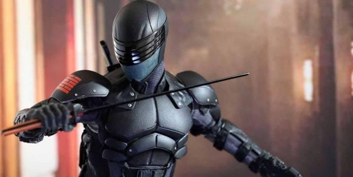 Snake Eyes: El Origen: Nuevo trailer del Reboot Cinematográfico de G.I. Joe en el cine 3