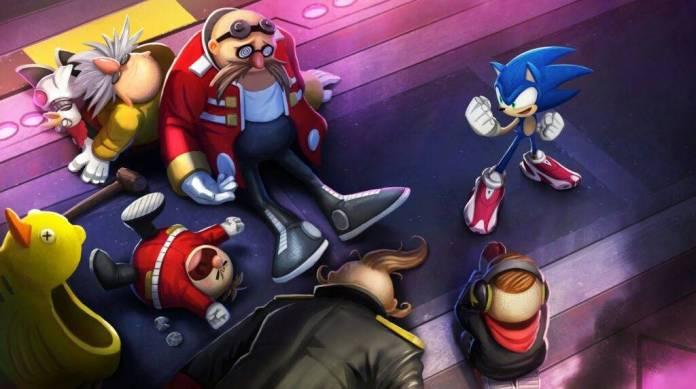 Justo en el día de su 30 aniversario se filtran supuestas imagenes de la serie de Sonic de Netflix 1