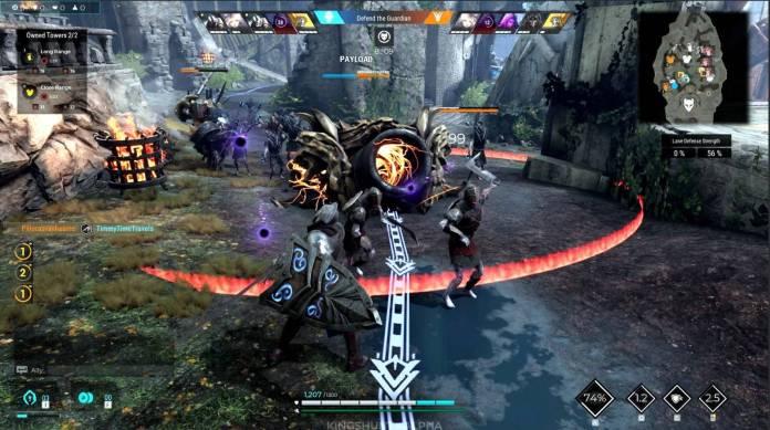 Kingshunt: El Multijugador Online Inicia su Beta Abierta en Steam 4