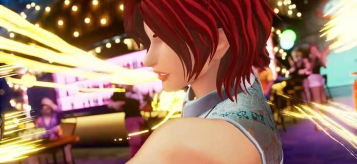 Vanessa estará también en The King of Fighters XV 9
