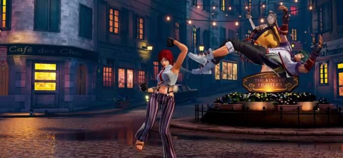 Vanessa estará también en The King of Fighters XV 4