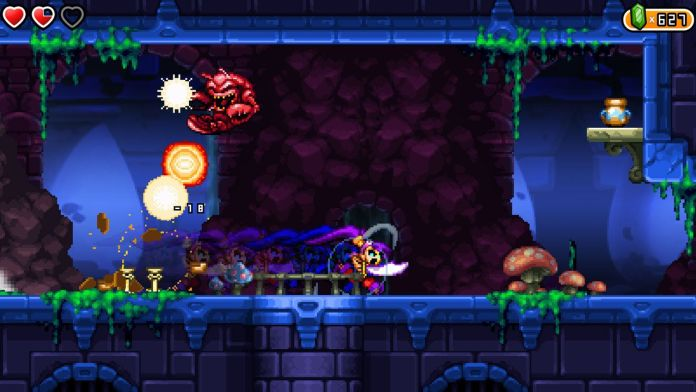 La saga de Shantae traerá todos sus juegos a PlayStation 5 2