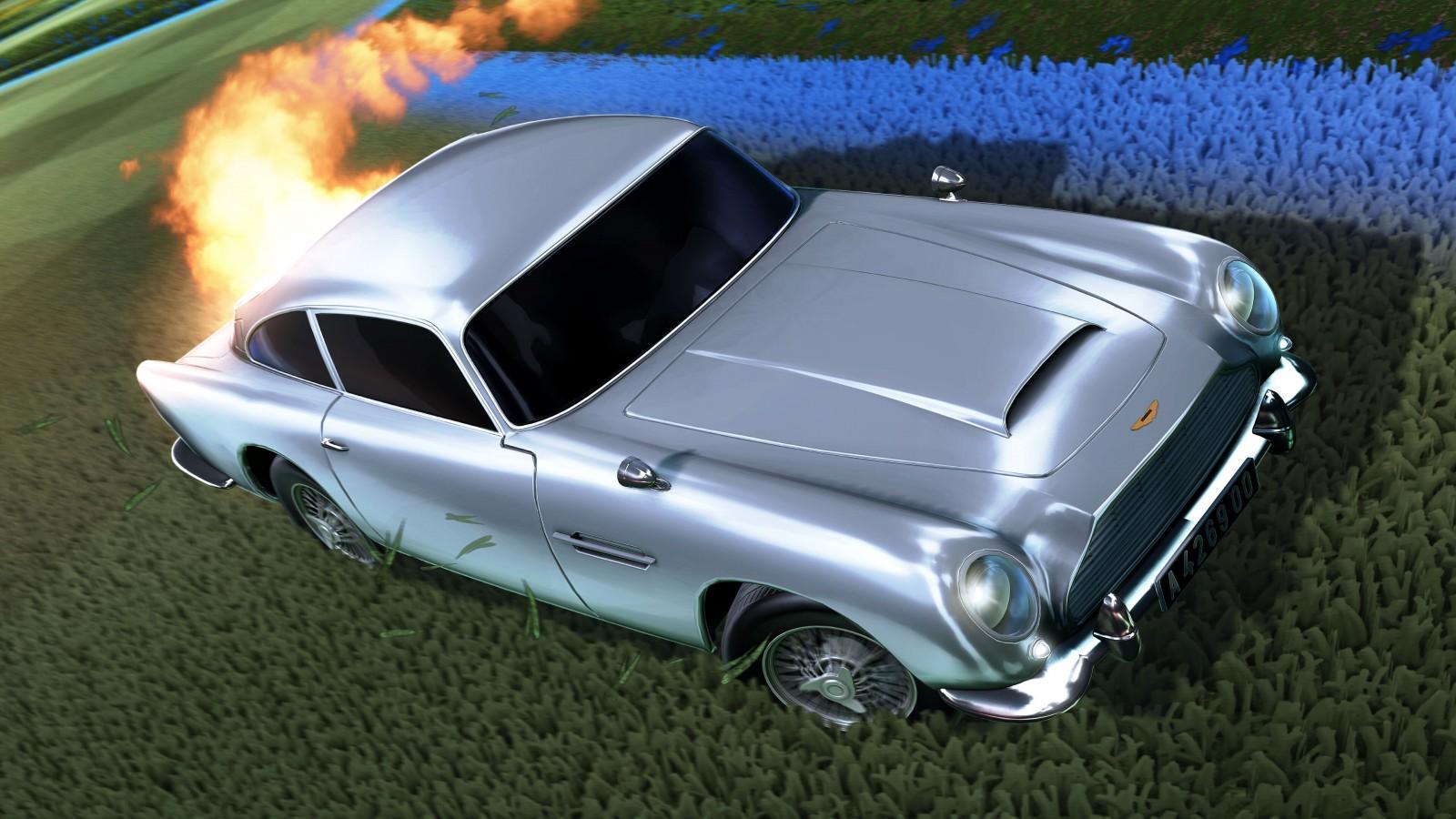Rocket League tendrá colaboración con el 007 1