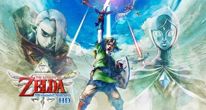 The Legend of Zelda: Skyward Sword HD Nintendo libera épico tráiler con la historia del juego.