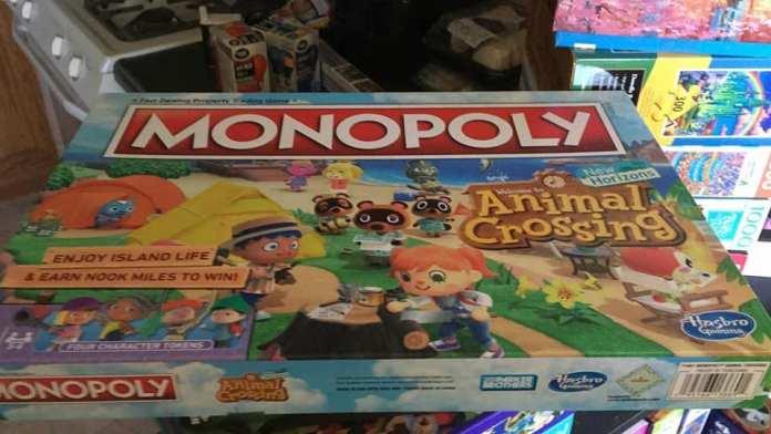 Animal Crossing New Horizons contara con su propio Monopoly oficial y parece que algunas tiendas ay están empezando a venderlo antes de su presentación oficial.