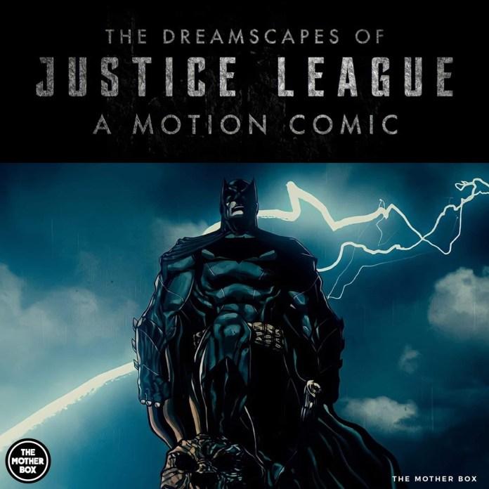 Batman, Snyderverse, The Dreamscapes of Justice League: A Motion Comic
