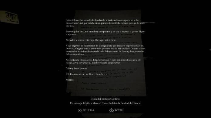 Reseña: Song of Horror (PlayStation 4) 2