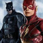 Batman, The Flash, Ben Affleck, Ezra Miller