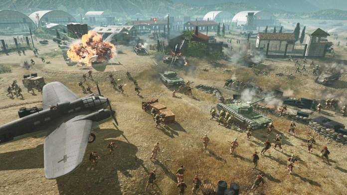 SEGA ha anunciado Company of Heroes 3 para PC 2