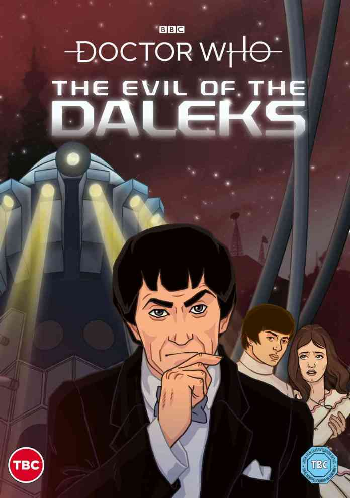 Doctor Who, The Evil of the Daleks
