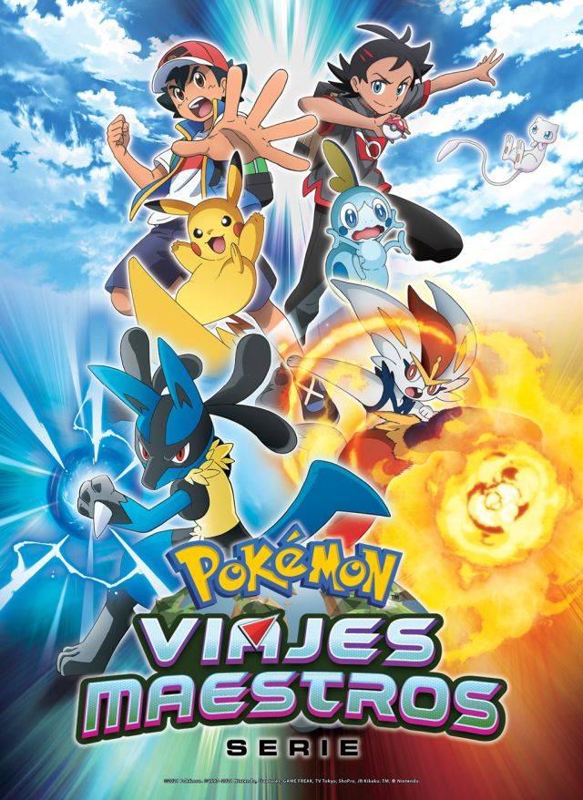 'Pokémon: Viajes Maestros' ya se encuentra disponible en Netflix 1