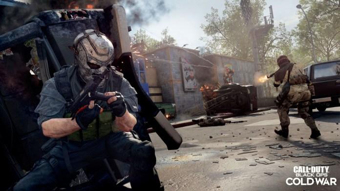 La Temporada Cuatro Recargada de Call of Duty Black Ops Cold War y Warzone se lanzará el 15 de julio 3