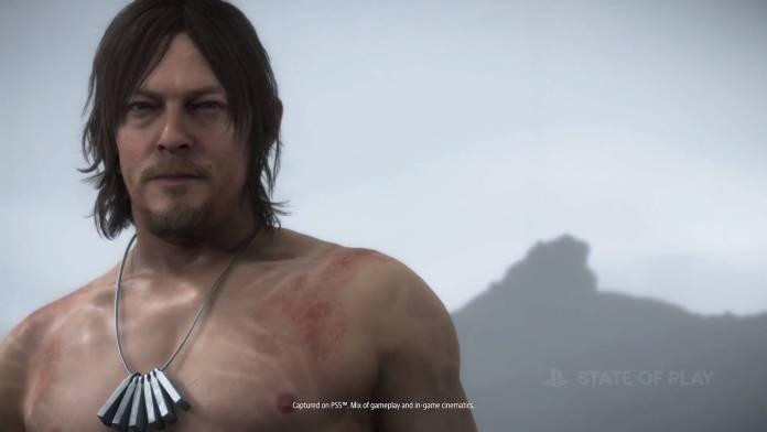 Kojima Productions nos muestra mas de Death Stranding Director's Cut para PlayStation 5 4