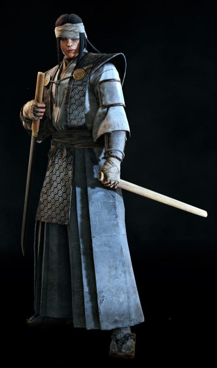 For Honor Kyoshin
