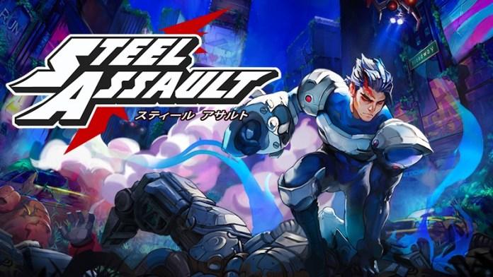 Steel Assault llegará pronto a territorio américano 4