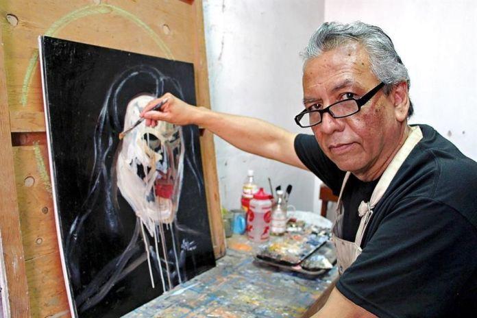 El pintor Juan Carlos Merla fallece intentando rescatar un gato de un techo 1