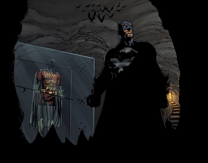 Justice League, Batman