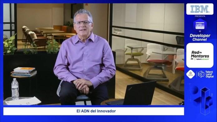"""Talent Land Digital 21: """"El ADN del Innovador"""" de Pompa Padilla 2"""