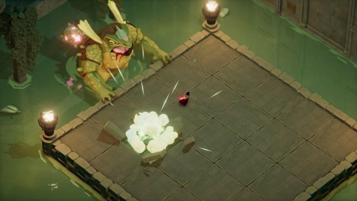 No te pierdas el nuevo tráiler gameplay de Death's Door, lo nuevo de Acid Nerve 3