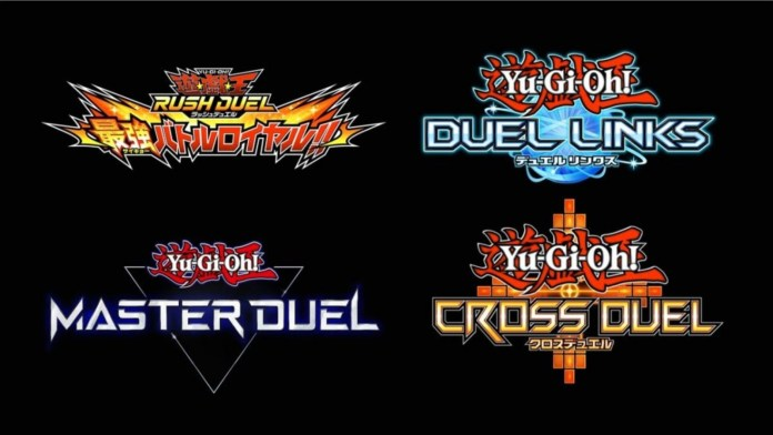 Tres nuevos titulos de Yu-Gi-Oh! estan en camino anuncio Konami: MASTER DUEL, RUSH DUEL Y CROSS DUEL