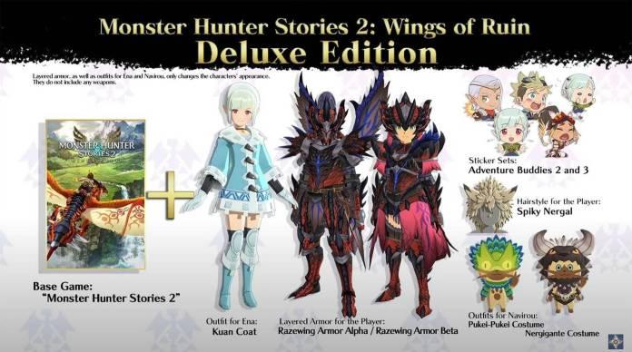 Monster Hunter Stories 2: Wings of Ruin: Conoce todo su contenido post-lanzamiento 5