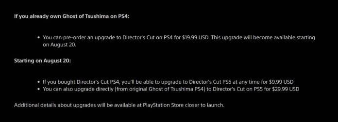 Ghost Of Tsushima Director's Cut: Nos muestra las mejoras para PlayStation 5 y la nueva expansión 2