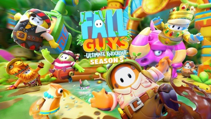 La quinta temporada de Fall Guys llegará en menos de una semana 1