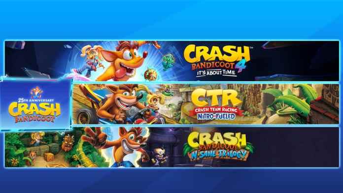 Activision presenta dos grandes colecciones de Crash Bandicoot 1