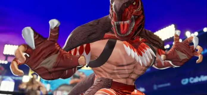 Confirmada la presencia de King of Dinosaurs en The King of Fighters XV 2