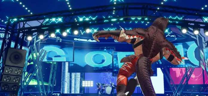 Confirmada la presencia de King of Dinosaurs en The King of Fighters XV 8