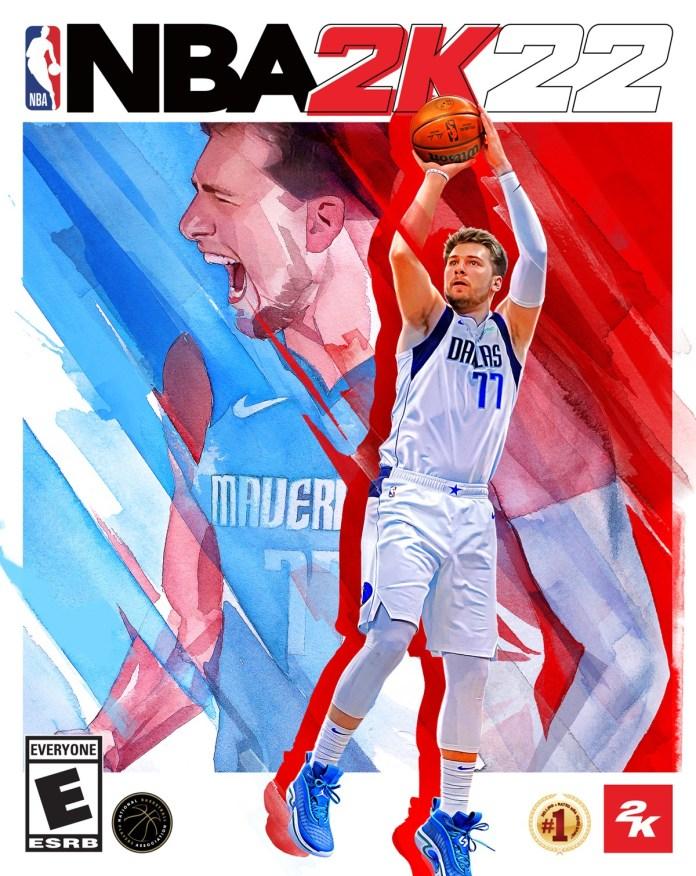 NBA 2k22 estandar