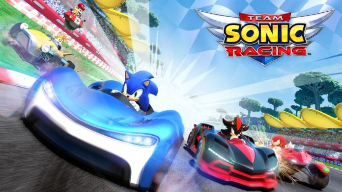Una nueva edición especial de Sonic Team Racing ha sido filtrada por tiendas