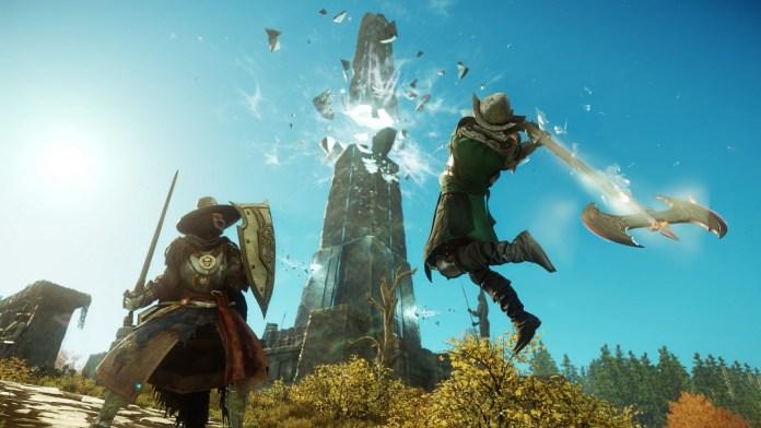 Ya está disponible la Beta Cerrada de New World, el nuevo juego de Amazon Games 2