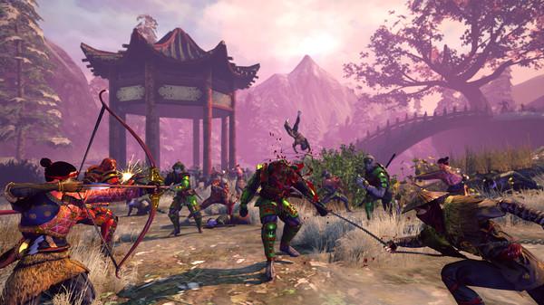 Hanako: Honor & Blade llegará a Steam el 15 de septiembre 4