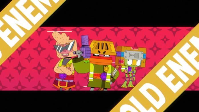 'NINJIN' estrena en HBO Max y regresa a Cartoon Network 2