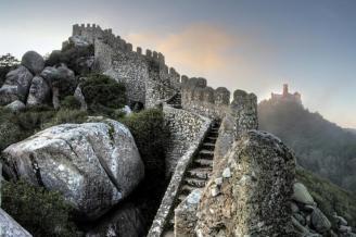 Castelo dos Mouros - serra de Sintra
