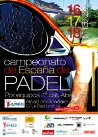 Campeonato de España de Pádel 2012