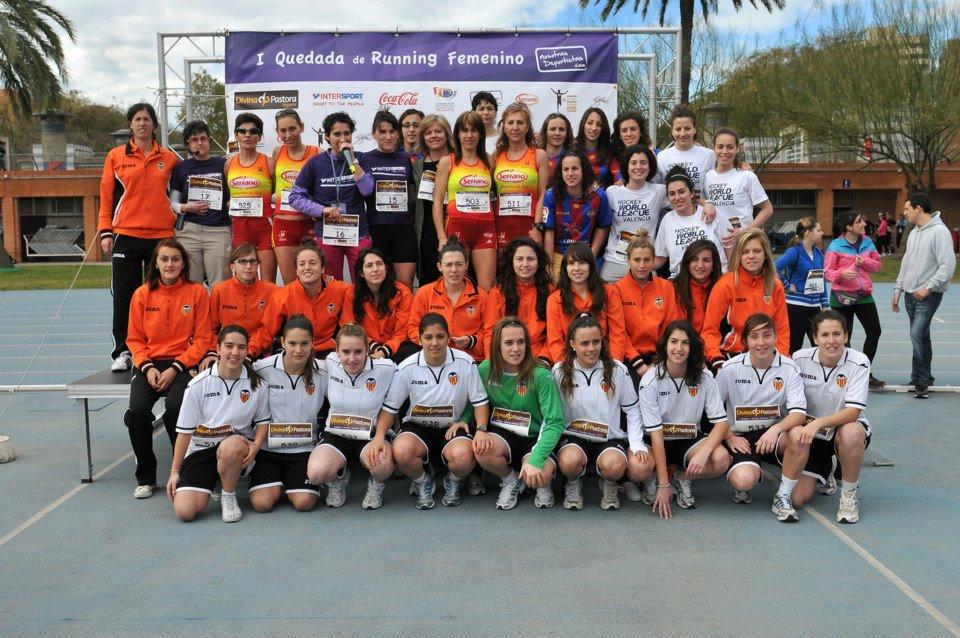 Mas de 400 mujeres en nuestra Quedada de Running para fomentar el Deporte Femenino