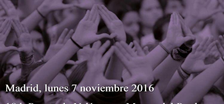Convocatoria actos 7N 2016