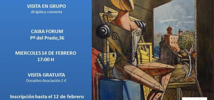 Visita a la exposición El mundo de Giorgio de Chirico
