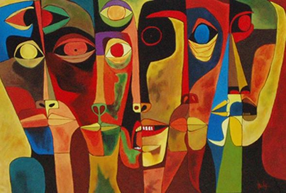 Resultado de imagen para felicidad abstracta