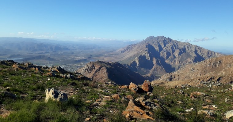 Bloupunt Hiking Trail – Montagu Mountain Reserve