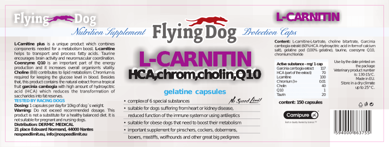L-Carnitine-flying-dog-complement-alimentaire