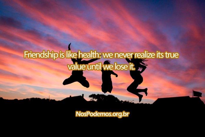 Phrases Friendship