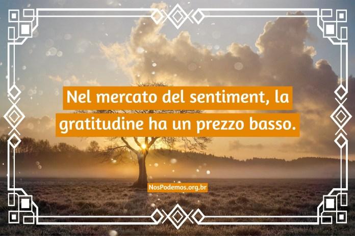 Frasi di gratitudine