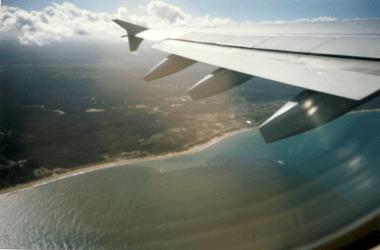wanderlust viagem de avião