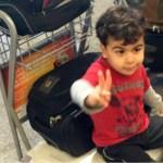 5 dicas para você incluir seu filho pequeno na sua próxima viagem!