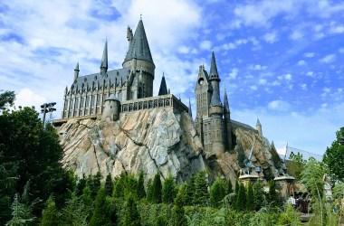 Island of Adventure Hogwarts Universal Olrando